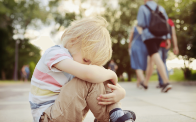 How To Help Your Kids Handle The Separation Calmly